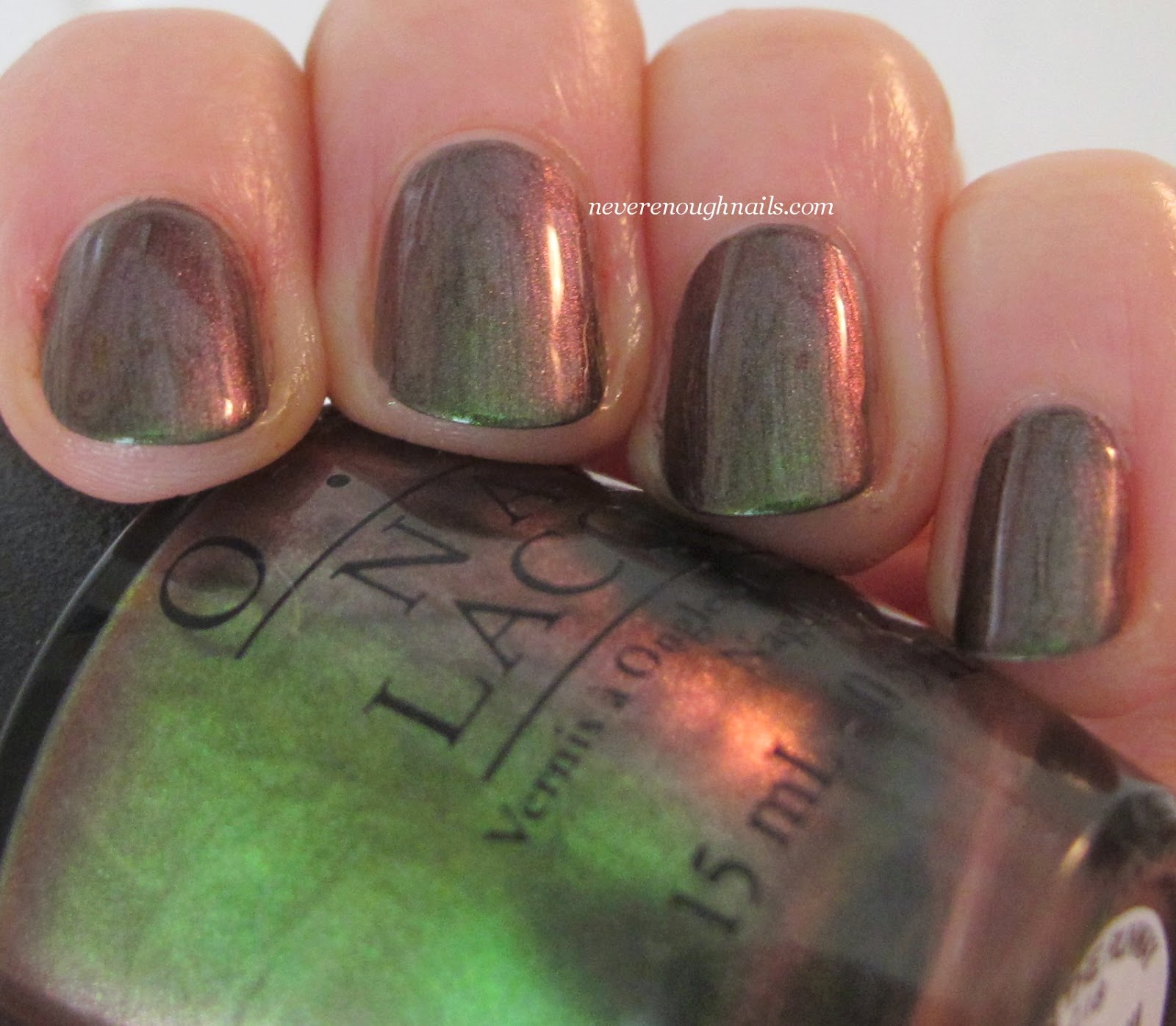 Never Enough Nails: Coca-Cola by OPI Swatches, Part 2!