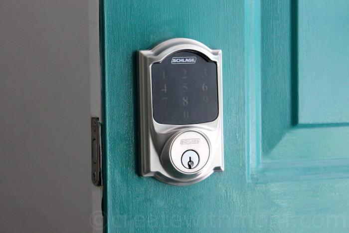 Create With Mom More Convenience With Keyless Schlage Connect