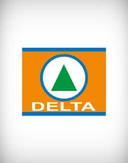 delta associates vector logo, delta, associates, vector, logo