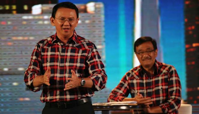 Kena Deh, Pagar Makan Tanaman, Video Kampanye Ahok-Djarot Dianggap Lecehkan Jokowi