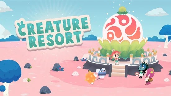Creature resort Apk+Data Free on Android Game Download