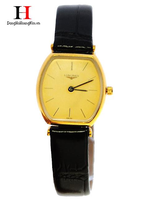 Đồng hồ nữ Longines dây da giá rẻ dưới 1 triệu