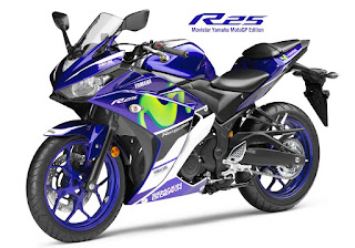 Kredit Motor Yamaha R25 Movistar di Solo