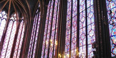 Sainte Chapelle, París