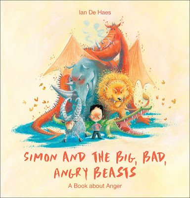 Simon and the Big, Bad, Angry Beasts is a great tool for teaching children the danger of letting anger out in nonconstructive ways and for modeling a better approach to anger. #SimonAndTheBigBadAngryBeasts #NetGalley #Emotions #SocialStory #PictureBook #ChildrensLit