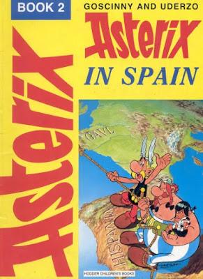Download free ebook Asterix in Spain  - Album 14 pdf