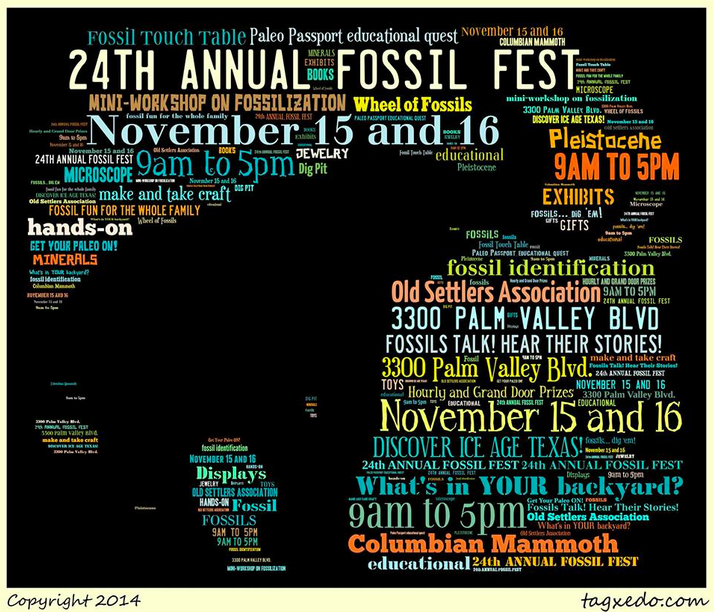 Fossil Fest In Round Rock