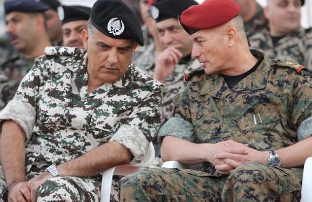 Oficial do Exército libanês detido por suspeita de espionagem para Israel