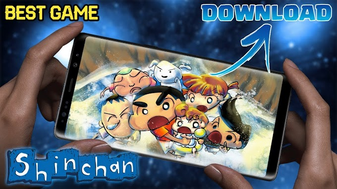 (48MB) Download Cute ShinChan Game On Android