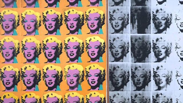 Marilyn Diptych, 1962, Andy Warhol