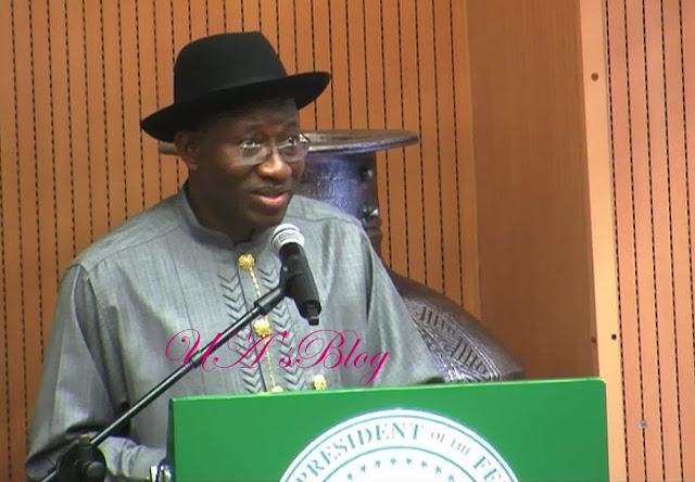 2019: David Mark can unite Nigeria – Jonathan