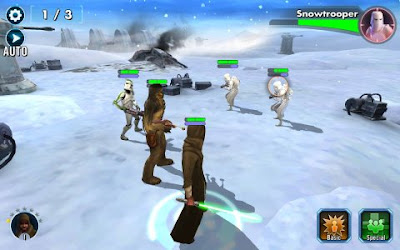 Star Wars: Galaxy of Heroes APK