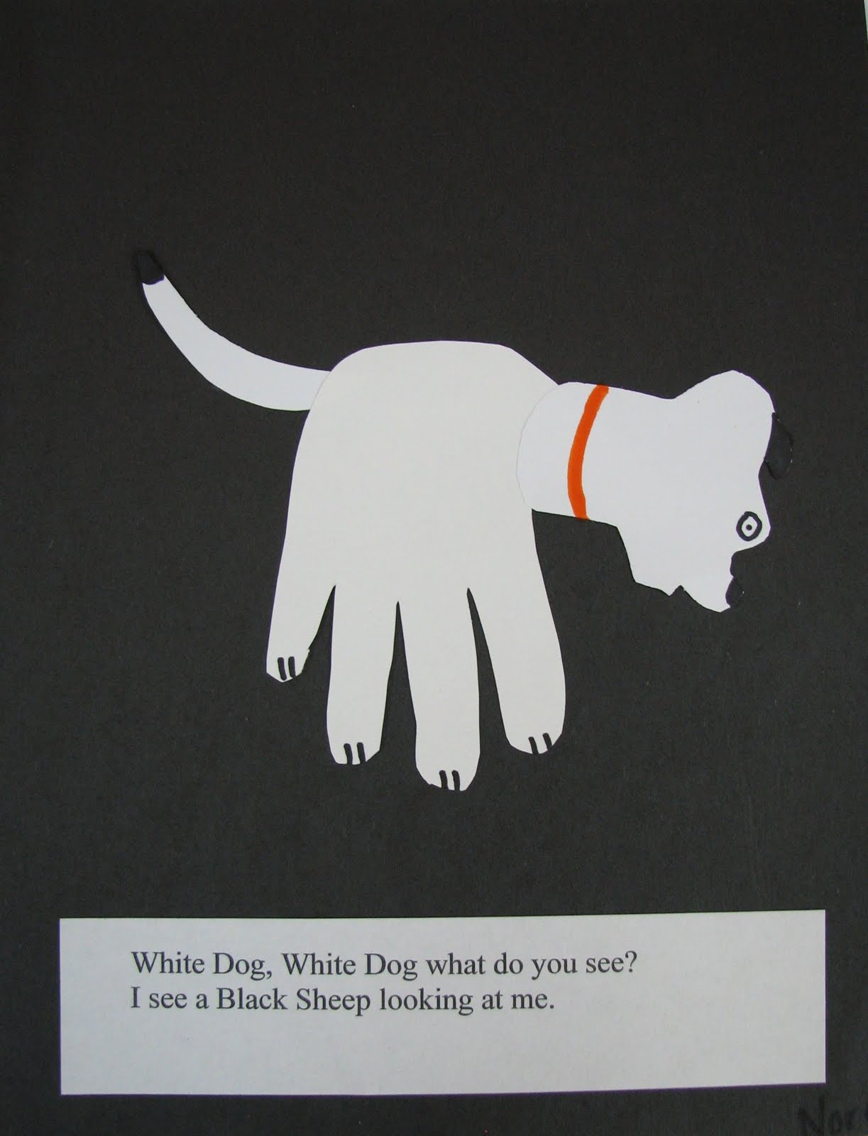 Preschool Ideas For 2 Year Olds Brown Bear Hand Print Book