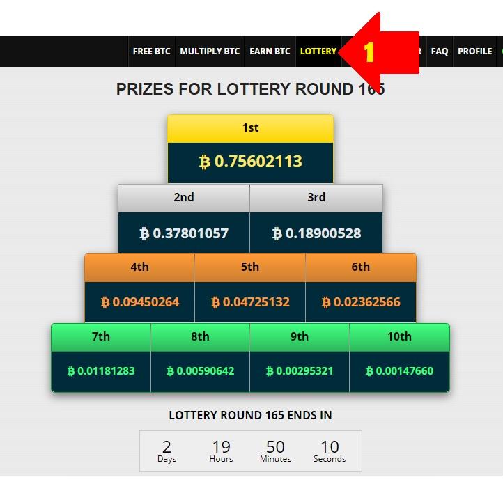 loteria btc