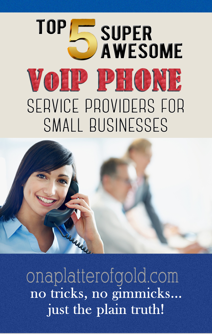 Top 5 BEST and AFFORDABLE VoIP Phone Service Providers In The UK