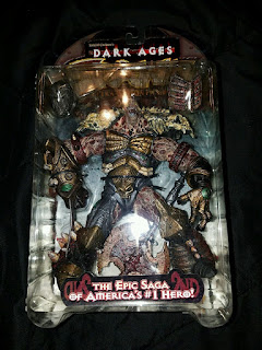 McFarlane Toys Spawn Series 11 Dark Ages The Black Knight
