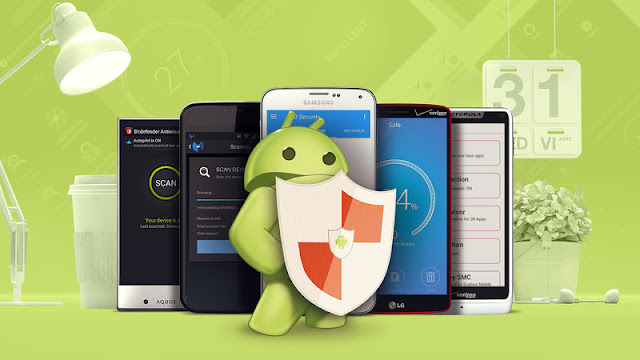 The best antivirus to protect your android smartphone