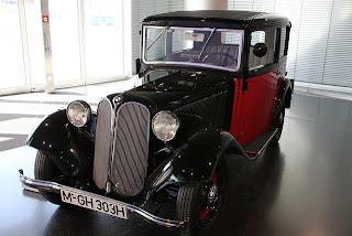 Automotive Database: BMW 303