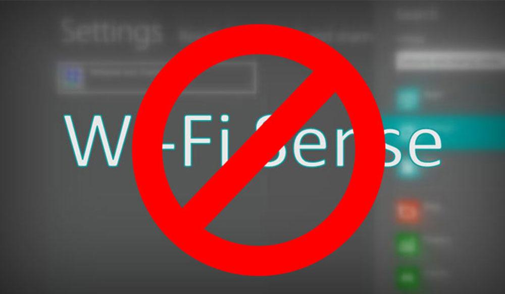 Windows 10 Wifi Sense Özelliği Nasıl Kapatılır?