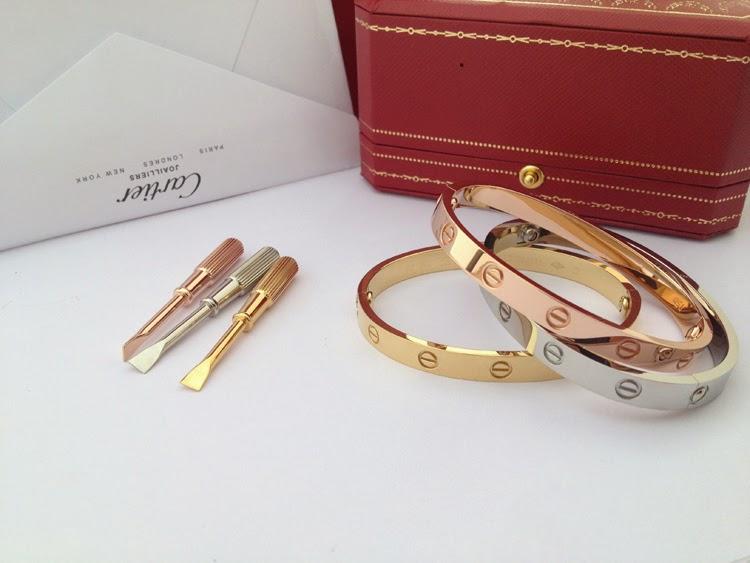 Cartier Love Bracelet Size 21 22
