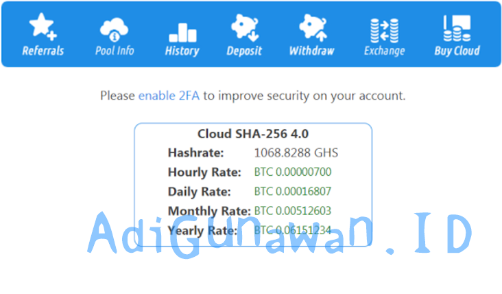 Genesis Mining No Wallet Connected So Wheres My Eobot Cloud