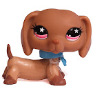 Littlest Pet Shop Gift Set Dachshund (#932) Pet