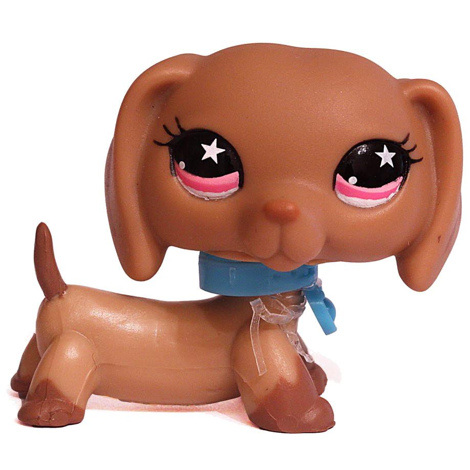 Littlest Pet Shop Gift Set Dachshund (#932) Pet | LPS Merch