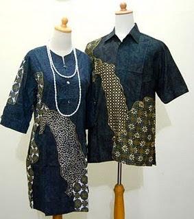 Model Baju Batik Modern Terbaru Yang Semoga Bisa Berguna Dan
