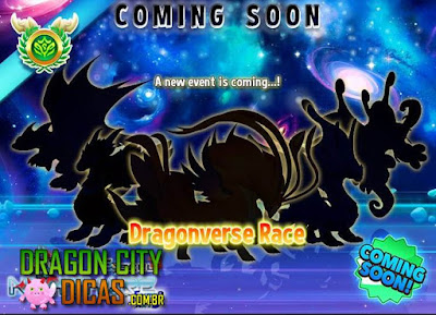 A Corrida do Dragoniverso - Novidade descoberta!