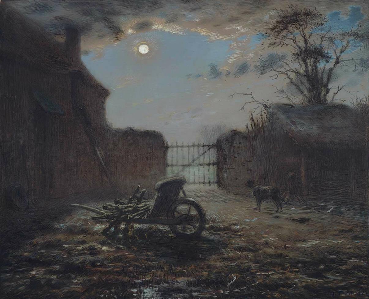 Jean-François Millet   Realist painter   Tutt'Art@   Pittura ...