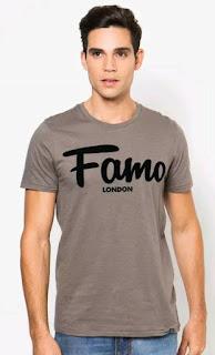 model kaos famo