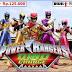 Jual Kaset Film Power Ranger Dino Charge