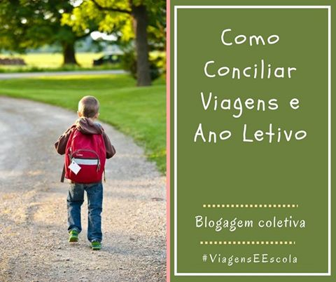 Como conciliar as viagens com filhos e o calendário escolar