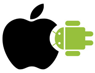 Apple Eating Android