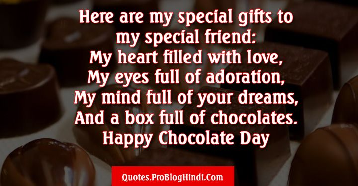 chocolate day quotes spacial love quotes for chocolate day