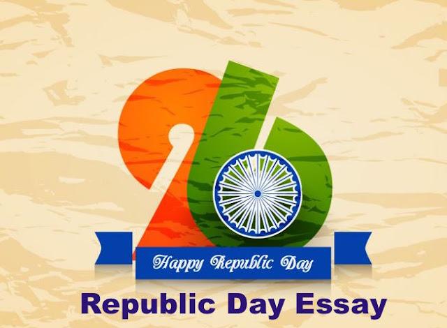 Republic Day Essay In English For School Students Pdf