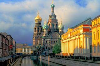 Tour en San Petersburgo 1 día completo