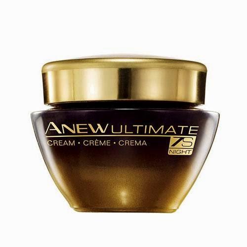 anti aging - anew ultimate skin care night cream