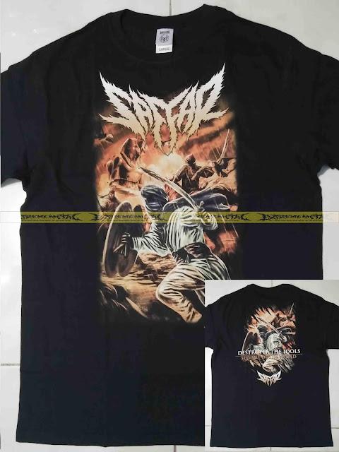 T-Shirt SAFFAR - Destroyer The Idols Servant Of The World