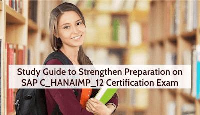 C_HANAIMP_12, C_HANAIMP_12 Questions