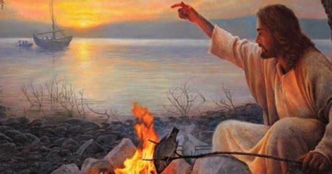 Johannes 21 1-14