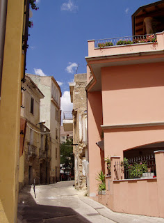 Nuoro is a city of narrow streets and traditional stone houses