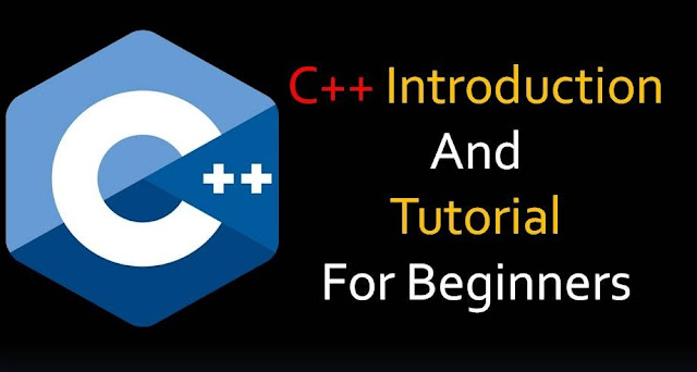 c++ Introduction and tutorial