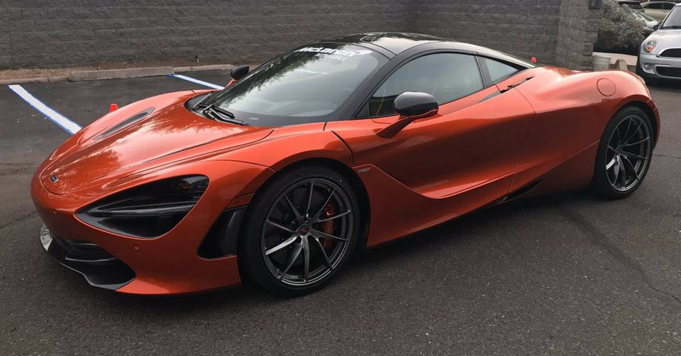 Someone Is Selling A McLaren 720S For 25 Bitcoins On ...