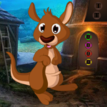 Games4King Rescue The Cute Kangaroo