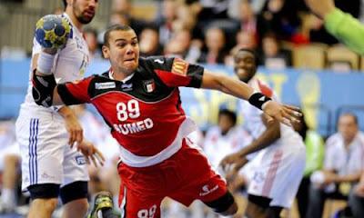 يلا شوت نتيجة مباراة مصر والسويد لكرة اليد اليوم 20-12017 هزيمة منتخب مصر في بطولة كأس العالم لكرة اليد