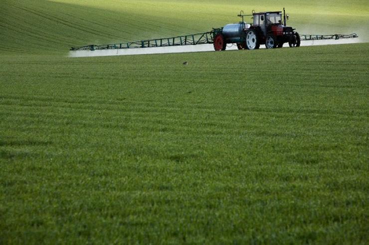 Poluição pelos Pesticidas