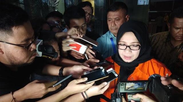 Nyanyi Lagi, Eni Saragih: Suap PLTU Riau-1 untuk Kampanye Golkar di Pemilu 2019