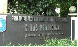 Alamat Kantor Dinas Pendidikan di DKI Jakarta