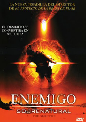 Enemigo Sobrenatural – DVDRIP LATINO